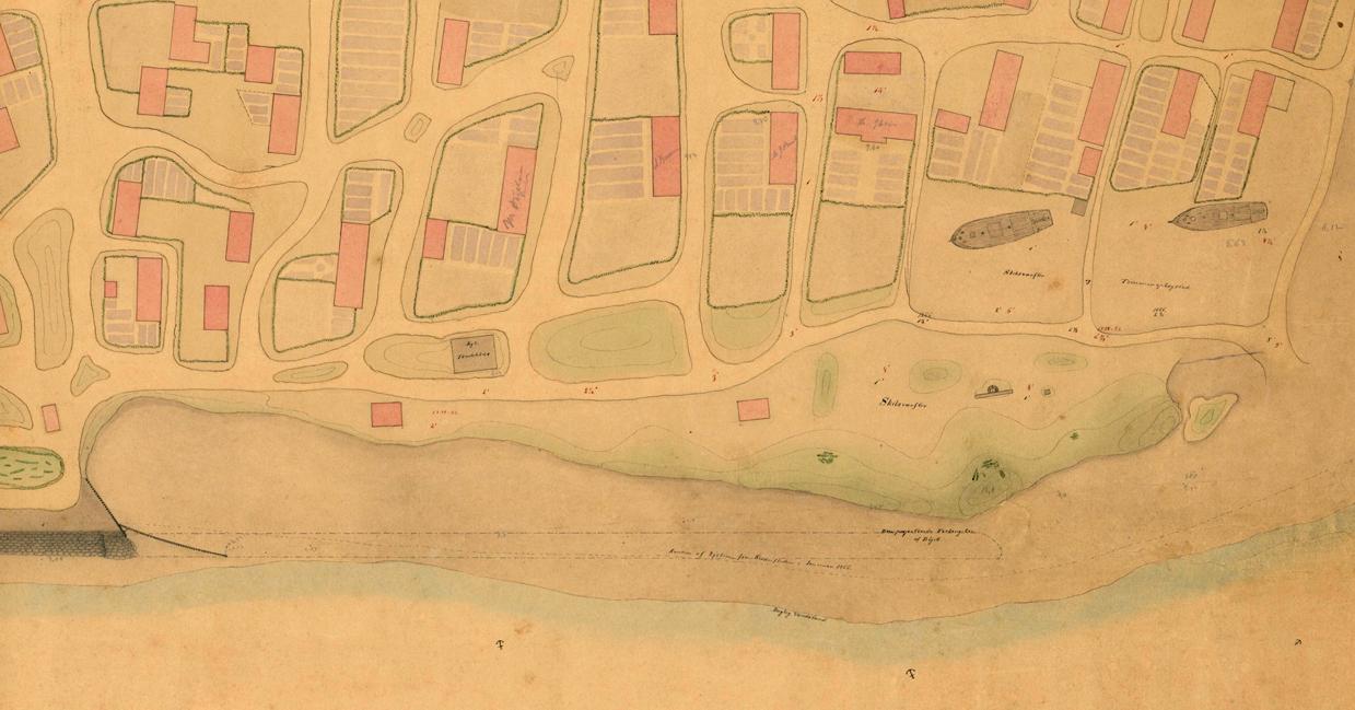 Sonderho Havn En Historisk Billedkavalkade 1868 Emil Petersens